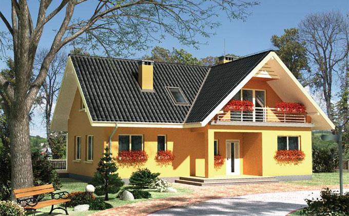 Proiecte vile din lemn - Modelul 7