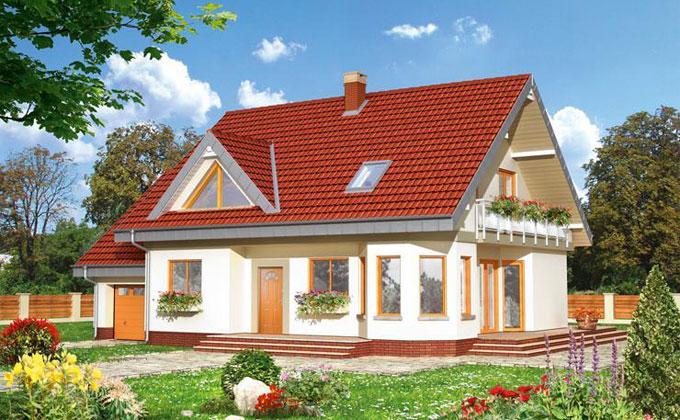 Case din lemn: Casa 9