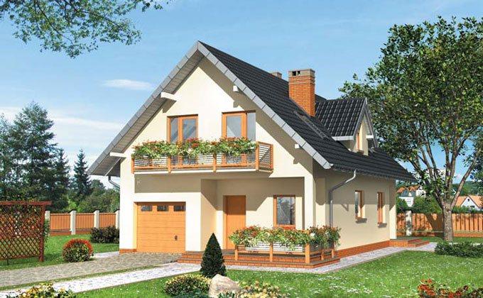 Case din lemn: Casa 12