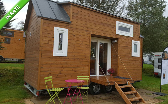 Rulota Tiny Adelie - Tiny House 02