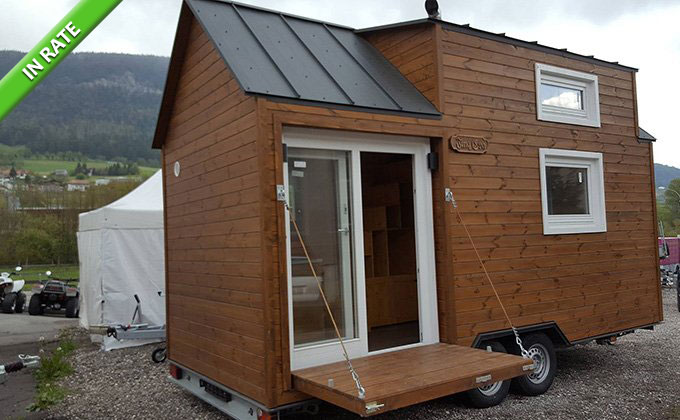 Rulota Tiny Eva - Tiny House 05