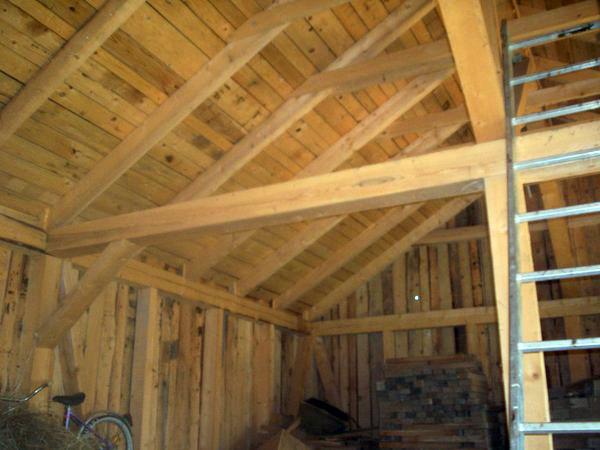 Sura cu grajd din lemn - imagine 7