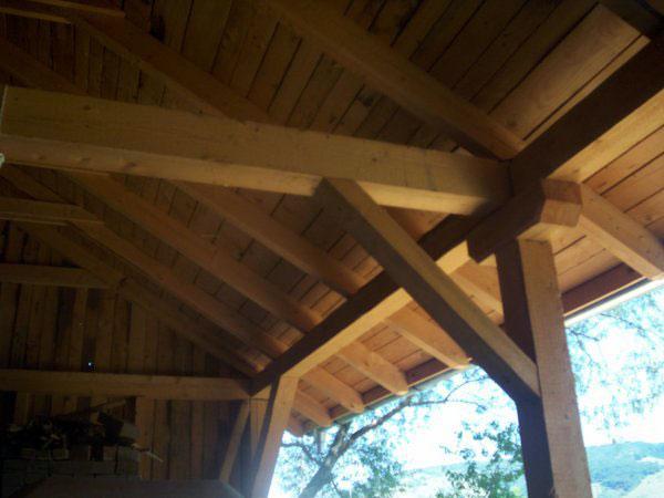 Sura cu grajd din lemn - imagine 8