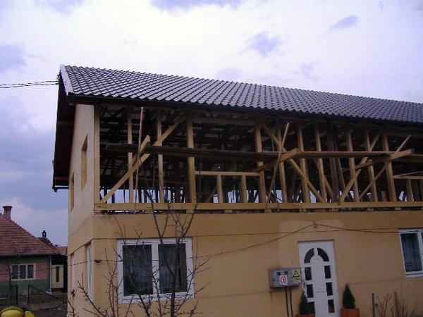 Supraetajare casa parter Harghita - Imaginea 1